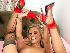 Michelle Moist - Stepping in Auntie's shoes...