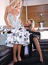 Secretary Pics: Lucy Zara and Frankie