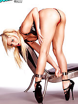 High.Heels Pics: Angular and lean, submissive vixen Madison Ivy plays her role purrrfectly!