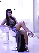 White High Heels, India Summer