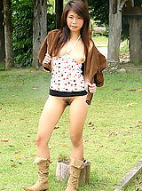 Asian Women jennie leung 10 forest innocent wet vagina