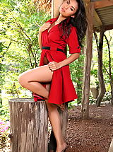 amara ranipas 33 asian women in red