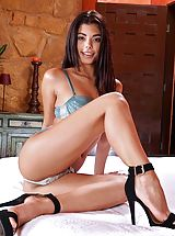 Topless Naughty Girlfriend Photo Set No. 1168	Vanessa Veracruz, Impeccable appearing girlfriend appears to become a sincere deceptive bitch, she undresses down her outfits, showing her simple boobs, elevates up her tight skirt and draws down her knickers,