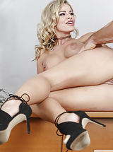 High Heel Pumps, Jessa Rhodes
