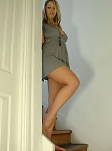 Between Legs, Secretaries in High Heels Miss Shay in May 2011