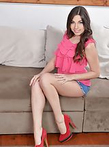 Six Inch Heels, Cindy, amp; Diana Dolce