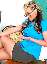 Naughty Office, The sexy Ms. Phoenix Marie gives a lesson in anal sex.