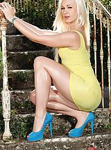 Legs High Heels, Tracy Delicious