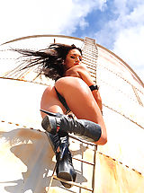 6 inch Heels, Actiongirls by Scotty JX