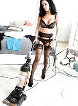 Hot Legs, Veronica Avluv Breathtaking Slut exposes her uncovered boobies, draws down her panties and spreads her thighs and hand fucks her wet crack
