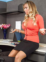 Hot Secretary, Samantha Saint,Naughty Office,Samantha Saint, Xander Corvus, employer, seat, Desk, Office, American, Arse licking, Butt smacking, Ball licking, Large Arse, Larger Fake Jugs, Massive Jugs, Blonde, Blow Job, Blue Eyes, Caucasian, Deepthroating, Facial, Fake
