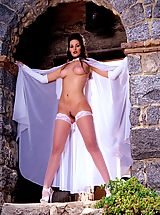 Suze Randall Pics: Eden is a statuesque, 5'10