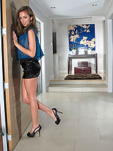 Yellow High Heels, Riley Reid