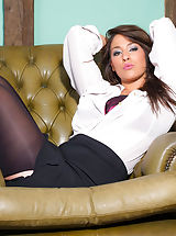 Hot Secretary, Katie B