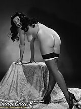 High.Heels Pics: Vintage Porn at its best from Vintage Cuties