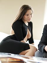 Between Legs, Tyler Nixon, Abella Danger