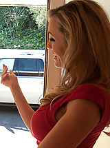Naughty Office, Brandi Love