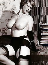 Stockings Pics: Forefathers Women