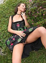 Hot Babe Tales feat. Lorena G. in Sexy Mountain Views