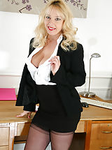 Busty Secretary, Lucy tagged for Big Boobs,Shaved Pussy,Blonde,Long hair,Masturbation,Toys,Fair Skin,Thongs,High Heels,Mini Skirt,Big Areolas,Office,Natural,Milf,Thick,Stockings