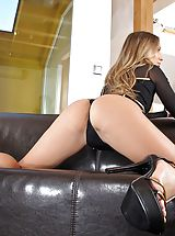 Stiletto High Heels, Picture Set # 957 Hot Woman Whitney Conroy Nude
