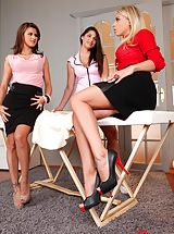 Billie Star, Chlo Lacourt, Zafira