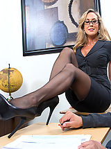 Ultra High Heels, Brandi Love